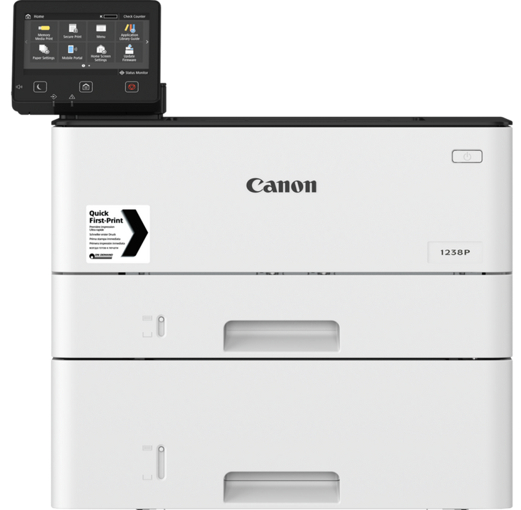 page one GmbH Canon Drucksysteme